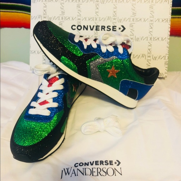 407cb8146bf2 Converse Shoes | Jw Anderson Thunderbolt Ox Classic | Poshmark